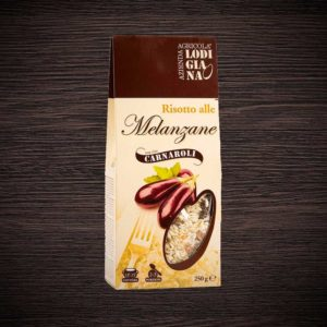 risotto-melanzane